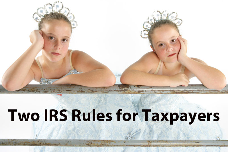 IRS rules Jeff Fouts tax lawyer tax solutions