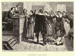salem Witchcraft Trial