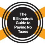 millionaire tax breaks