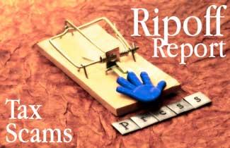 Ripoffreport Tax Scam Jeff Fouts