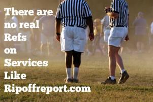 no real referees ripoffreport