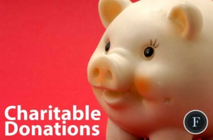 Charitable Donations and Tax Problems Fouts Law Group
