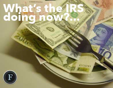 photo: What's the IRS doing now? Fouts Law Group, LLC