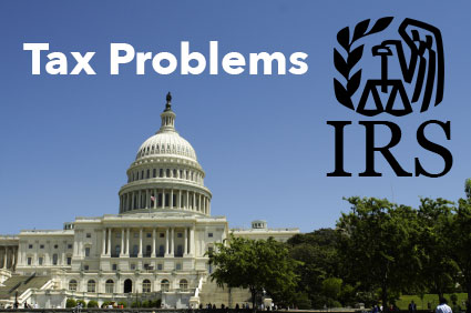Problems with the IRS? Contact Fouts Law Goup, LLC