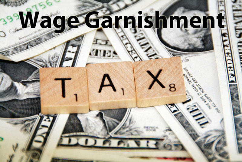 wage garnishment Jeff Fouts tax lawyer tax solutions