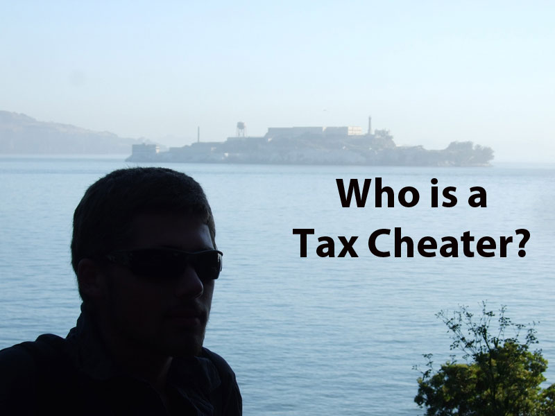 tax cheater Jeff Fouts Tax Lawyer tax solutions