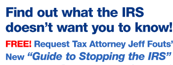 Find out what the IRS doesn't want you to know