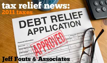 The IRS is fresh start tax relief program