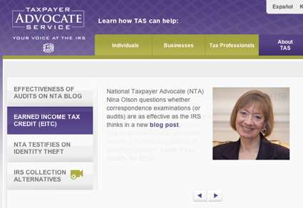 The Taxpayer Advocate Service