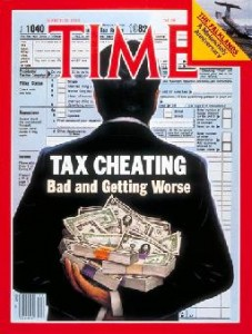 time magazine tax cover